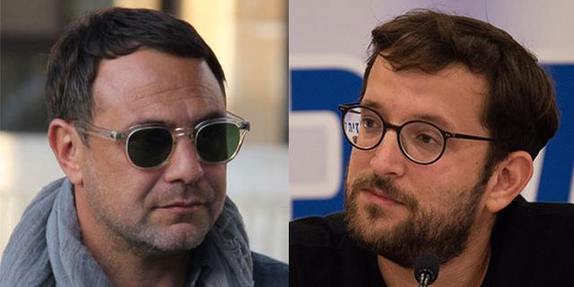 מימין: יונתן אוריך ועופר גולן, צילום: יואב דודקביץ