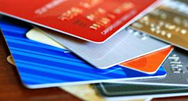 כרטיס אשראי כרטיסי כרטיסים קנייה שופינג , צילום: Shutterstock