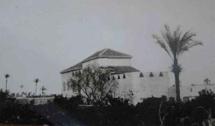 שנות ה-20 , שימש כבית נופש לאצולה יפואית