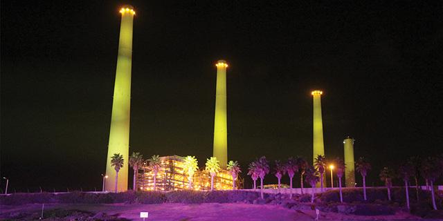 אושרה הקמת שתי תחנות כוח בחדרה - שיפעלו באמצעות גז