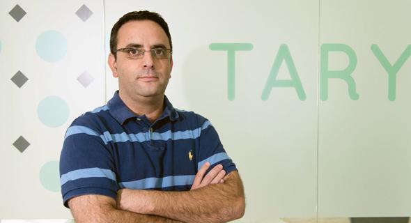 Tarya co-founder and CEO Eyal Elhayay . Photo: Strugo Photography