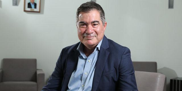 סרוגו. מתכוון להחליף את ברוש בנשיאות הארגונים העסקיים, צילום: אוראל כהן