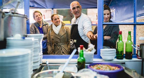 """פסטיבל """"מסעדות פתוחות"""", צילום: תומר פולטין"""