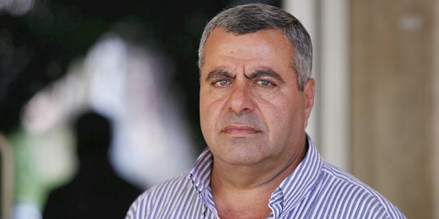 אברהם קוגמאן. לפי החשד קיבל כספים, ששילם כשוחד לשם הטיית מכרזים, צילום: עמית שעל