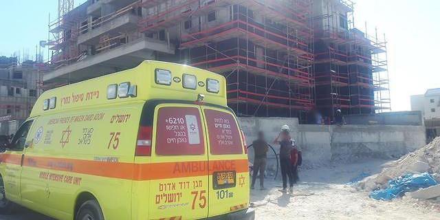 פועל נהרג בבית שמש: 41 עובדי בניין נהרגו מתחילת השנה