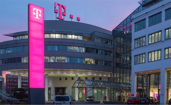 המטה של דויטשה טלקום בעיר בון, גרמניה, צילום: Deutsche Telecom