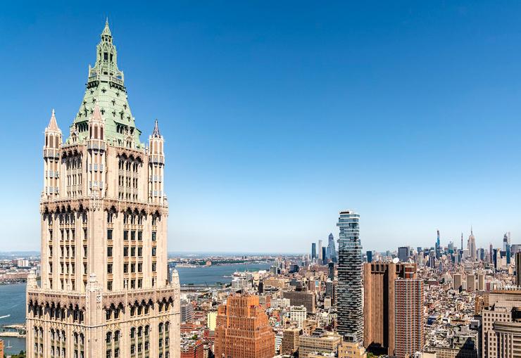 , צילום הדמייה: Williams New York