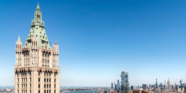 הפנטהאוז בבניין היפה ביותר בניו יורק מוצע ב-79 מיליון דולר