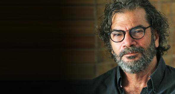 """משה מוש דנון, יו""""ר האקדמיה הישראלית לקולנוע וטלוויזיה, צילום: צביקה טישלר"""