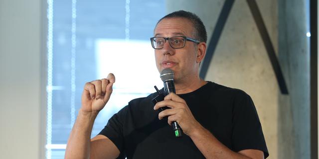 """ועידת HR ד""""ר אייל דורון, צילום: אוראל כהן"""