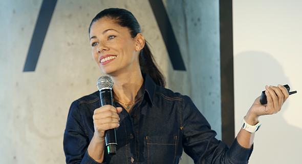 מיטל סנדור, מנהלת ה-HR של חברת Chegg בישראל, צילום: אוראל כהן