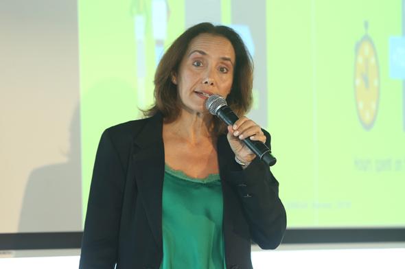 Hila Chalutz Ben-Gal. Photo: Orel Cohen