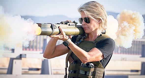 לינדה המילטון בשליחות קטלנית , צילום: Kerry Brown
