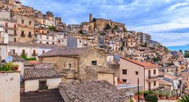 קמארטה סיציליה איטליה Cammarata בתים בחינם 5, צילום: שאטרסטוק