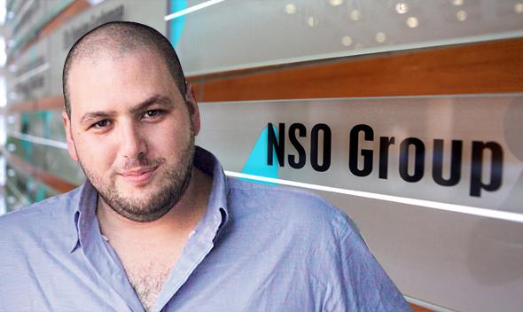 """שלו חוליו מייסד ומנכ""""ל NSO"""