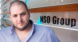 """שלו חוליו מייסד מנכ""""ל משותף NSO, צילומים: אוראל כהן, אביטל פלג"""