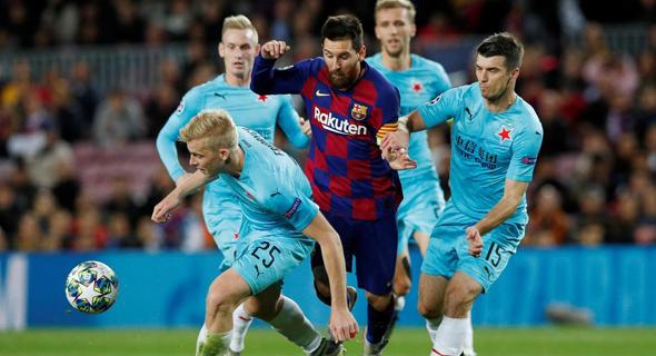 FC Barcelona star Leo Messi. Photo: Reuters