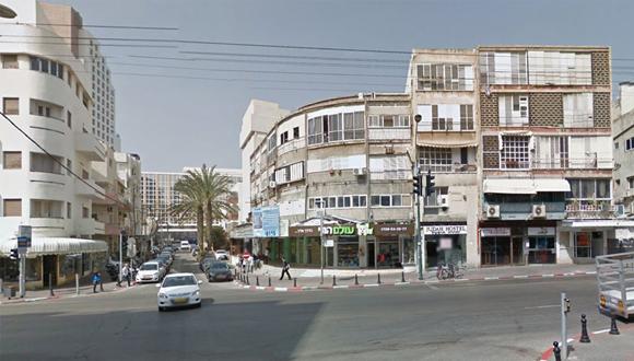 """רחוב בן יהודה 59 ב תל אביב זירת הנדל""""ן, צילום: Google Maps"""