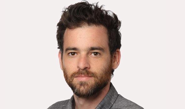 הכותב, גיא פישר, צילום: אלעד מערכות