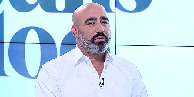 """חיים קראדי, מנכ""""ל פרשקובסקי"""