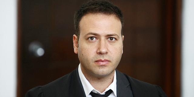 "עו""ד רונן נאוי, צילום: אוראל כהן"