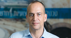 """אלי כהן מנכ""""ל מקורות, צילום: אוראל כהן"""