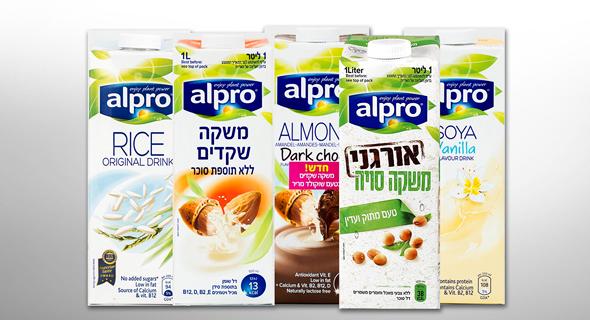 תחליפי חלב של אלפרו