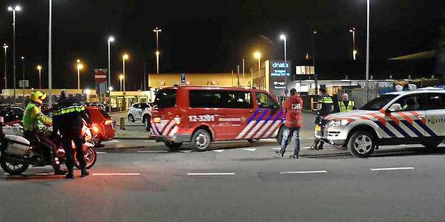 התרעת שווא על חטיפה: נוסעים פונו ממטוס בהולנד