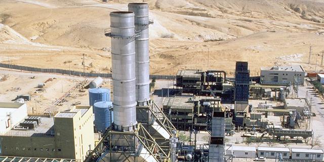 תחנת הכוח ברמת חובב, צילום: חברת חשמל