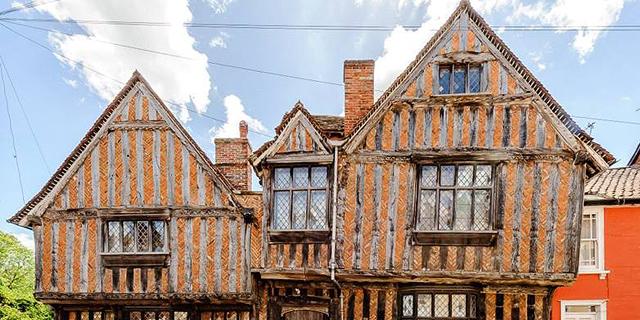 חדש ב-Airbnb: הבית שבו וולדמורט ניסה להרוג את הארי פוטר