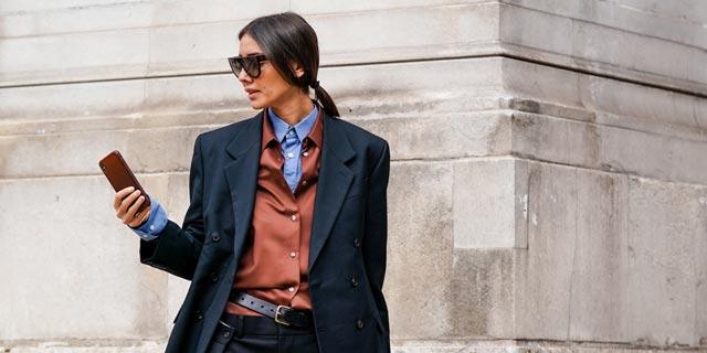 חליפות MeToo#: החליפה הגברית לנשים חוזרת