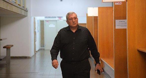 ניר חפץ בבית המשפט, צילום: מוטי קמחי