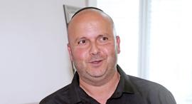 איתמר שמעוני ראש עיריית אשקלון , צילום: יריב כץ