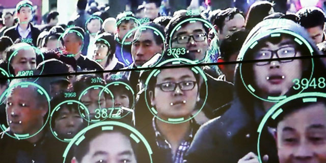 מהלידה עד המוות: בקרוב הכל בסין יעבור דרך זיהוי פנים