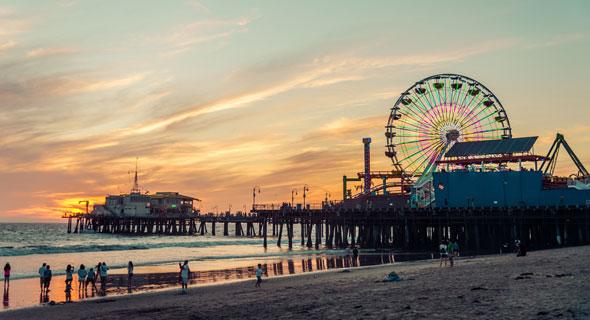 Santa Monica, California. Photo: Shutterstock