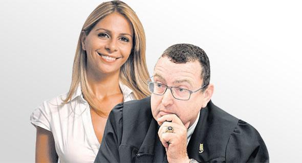 """עו""""ד איתן ארז וענבל אור, צילום: אוראל כהן, עמית שעל"""