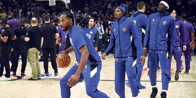 NBA והפרמיירליג מחפשות זהות