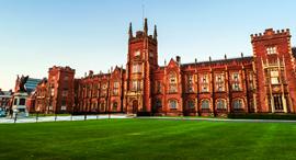 אוניברסיטת קווינ,ס, בלפאסט, צילום: Shutterstock