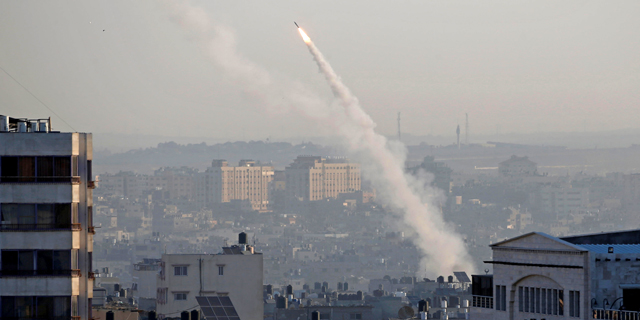 Israel's Business, Commerce Center Partly Shuts Down Following Missile Threat