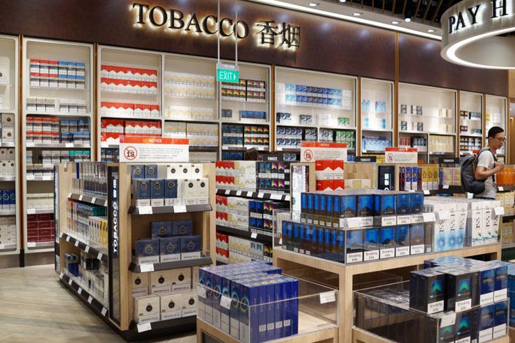 סיגריות זולות? בואו לסינגפור, צילום: שאטרסטוק