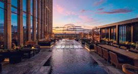 מלון אקווינוקס. נוף מרהיב, צילום: equinox