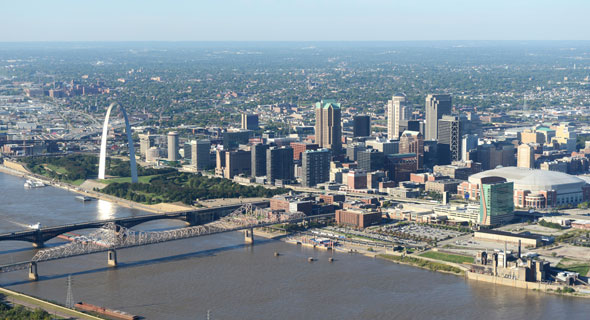 St. Louis. Photo: Shutterstock