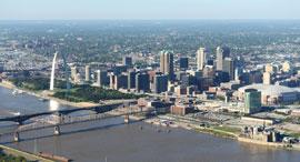 St. Louis. Photo: Shutterstock