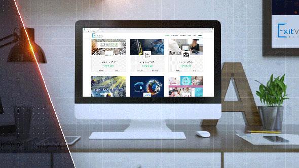 ערוץ אקזיט אקזיטוואלי מחשב, צילום: אקזיטוואלי