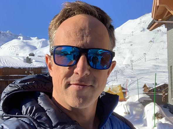 """רונן כ""""ץ, מנכ""""ל SkiDeal, צילום: סקי דיל SkiDeal"""