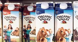 מותג חלב של דין פודז, צילום: בלומברג