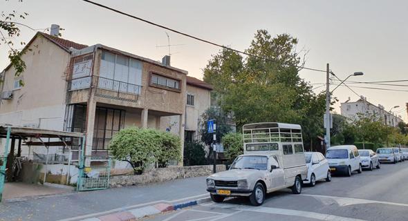 דרך הטייסים בתל אביב