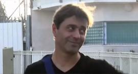 עופר מקסימוב ביציאה מהכלא, צילום: שמוליק דודפור