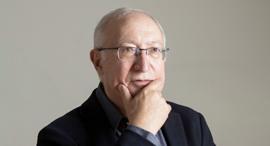 Manuel Trajtenberg. Photo: Tomi Harpaz