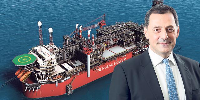 חודשה בניית האסדה של אנרג'יאן; הגז ממאגרי כריש ותנין יגיע באיחור
